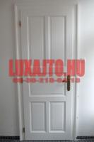 5 kazettás fehér beltéri ajtó csere